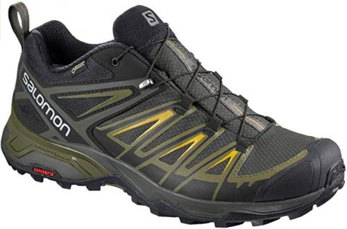Salomon X Ultra 3 GTX waterproof hiking shoes