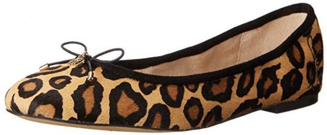 Sam Edelman Felicia leopard print shoes