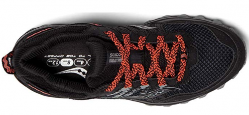 Saucony Excursion TR12-Best Gore-Tex Running Shoes Reviewed 3