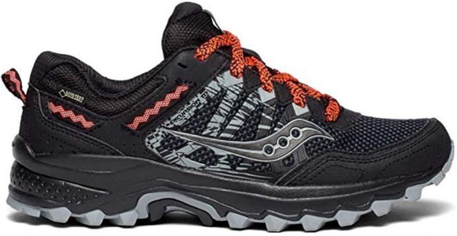 Saucony Excursion TR12-Best Gore-Tex Running Shoes Reviewed