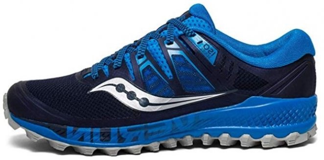 image of Saucony Peregrine ISO best outdoor shoes