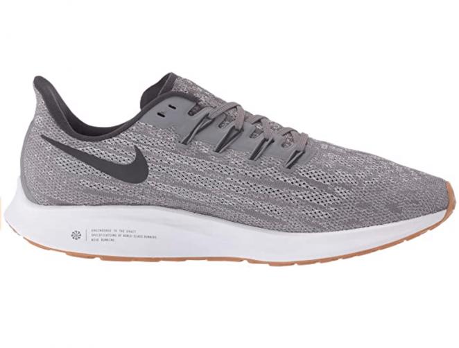 Nike Men's Air Zoom Pegasus 36 most comfortable running shoes
