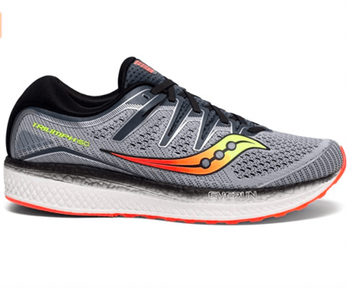 Saucony Triumph ISO 5 most comfortable running shoes