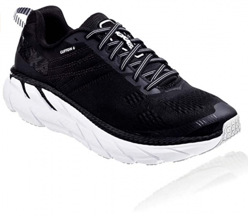 HOKA ONE ONE Clifton 6 most comfortable running shoes