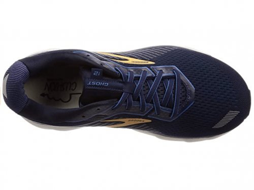 Brooks Mens Ghost 12 Laces