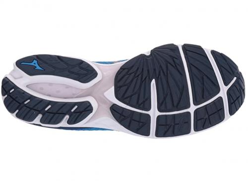 Mizuno Men's Wave Rider 23 Waveknit Running Shoe Sole