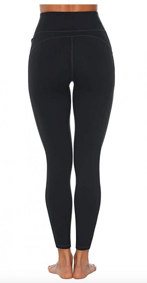 VOEONS Yoga Pants for Women Back
