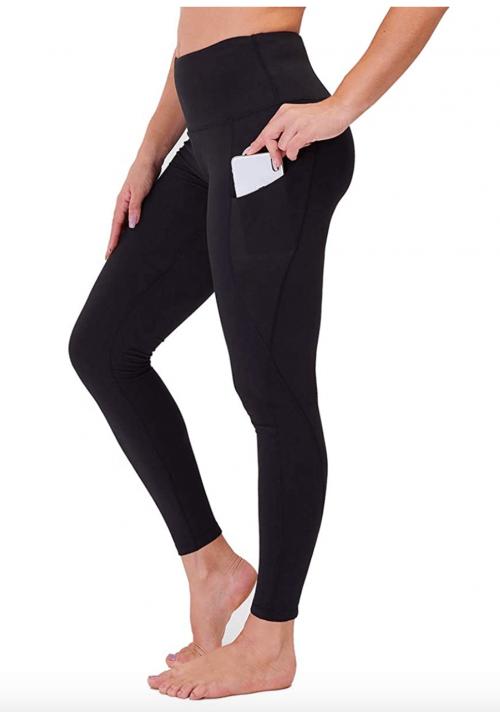 Gayhay High Waist Yoga Pants with Pockets