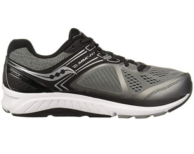 Saucony Men's Echelon 7 best walking shoes for women with flat feet