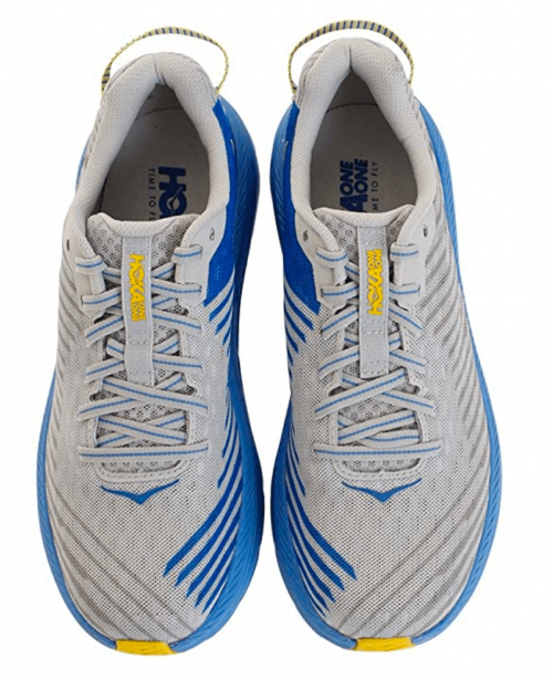 HOKA ONE ONE Rincon Men's 6 Running Shoes laces