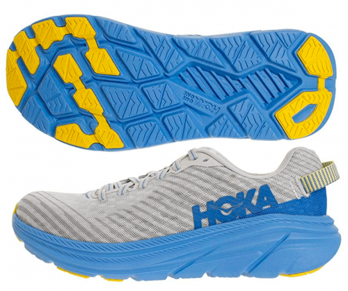HOKA ONE ONE Rincon Men's 6 Running Shoes sole