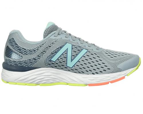 New Balance Women's 680v6 lightweight running shoes