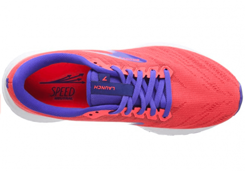 Brooks Womens Launch 7 laces