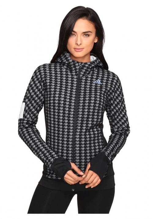 adidas Ultra Energy Womens Houndstooth Jacket