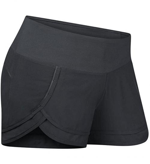 Tough Mode Apparel Light Weight Yoga Running Shorts