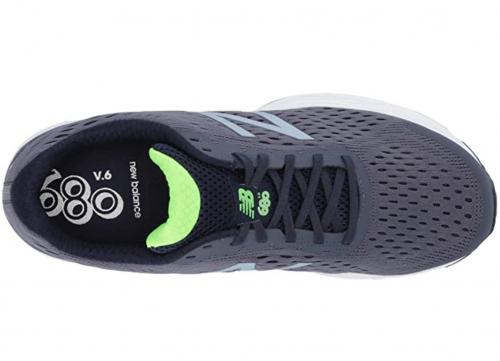 New Balance Men's 680v6 laces