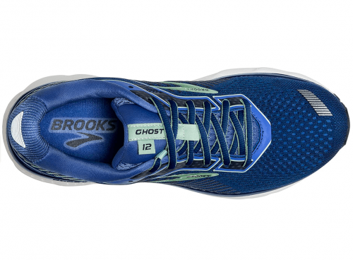 Brooks Womens Ghost 12 Running Shoe laces