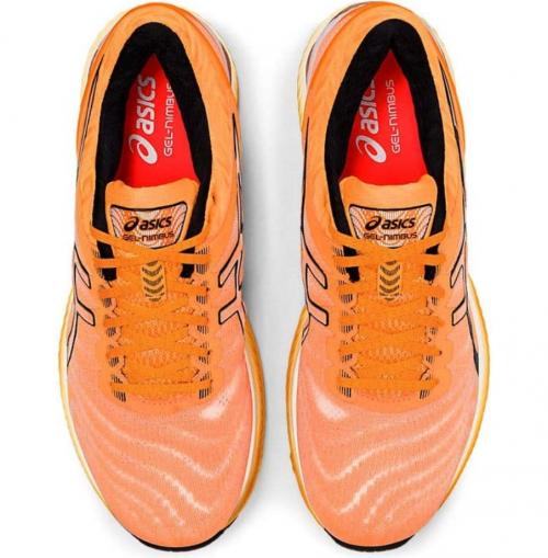 ASICS Men's Gel-Nimbus 22 laces