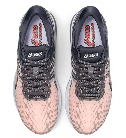 ASICS Men's GT2000 8 Running Shoes laces