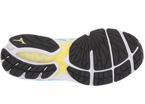 Mizuno Women's Wave Rider 23 Waveknit sole