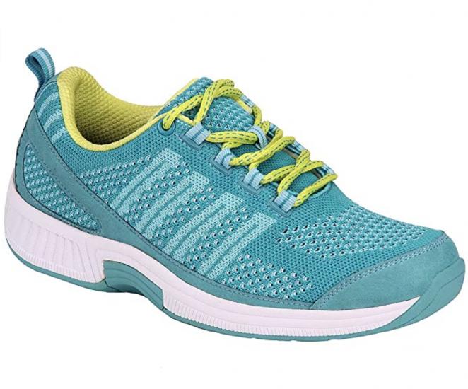 Orthofeet Breeze Women's Walking Shoe