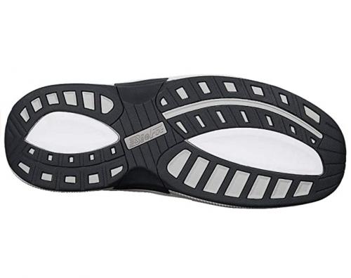 Orthofeet Men's Walking Shoes sole