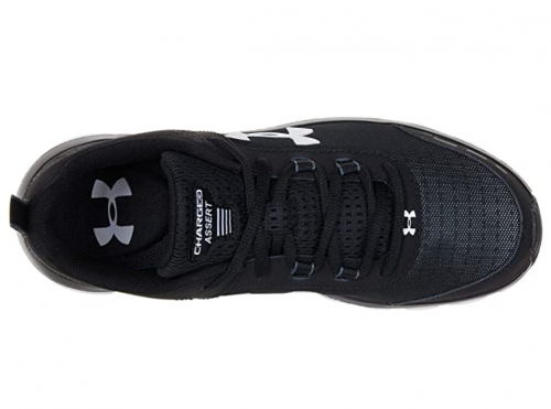 Under Armour Men's Charged Assert 8 laces
