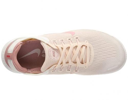 Nike Women's Free RN 2018 laces