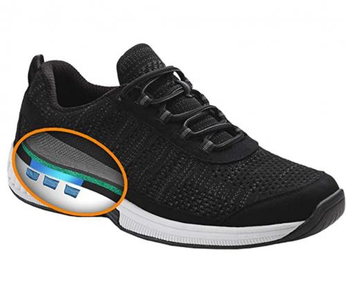 Orthofeet Men's Sneakermaterial