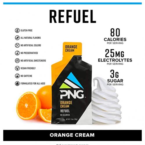 Comes in 1 flavor benefits