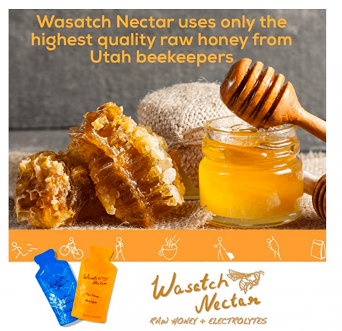 Wasatch Nectar Honey to Go Packets 2