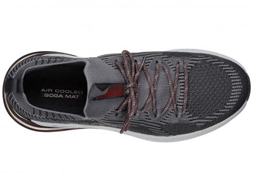 Sketchers Men's GO Run AIR Sneaker laces