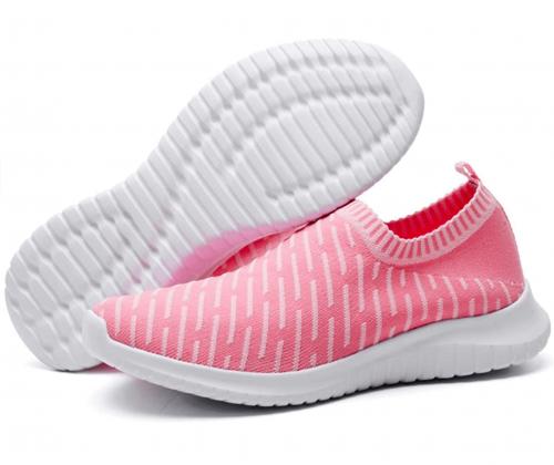 TIOSEBON Women's Athletic Walking Shoes sole