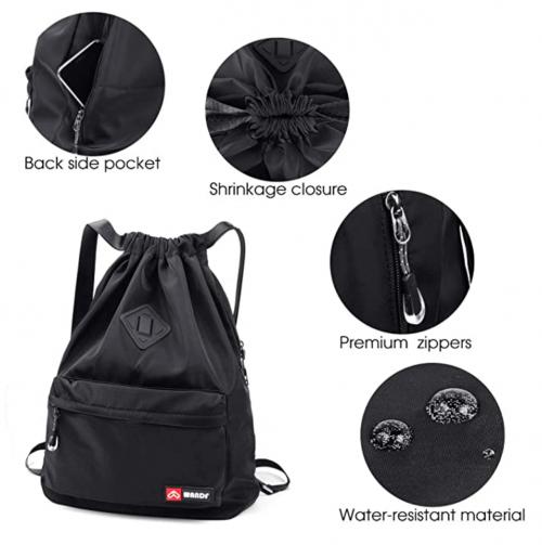 WANDF Store Drawstring Backpack SPECS