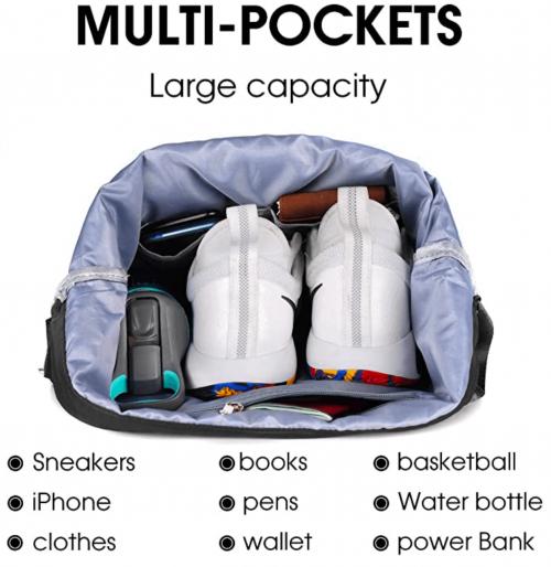 WANDF Store Drawstring Backpack SPECS 2