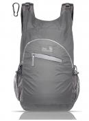 Outlander Ultra Lightweight Packable Water Resistant Travel Hiking Backpack