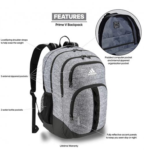 Adidas Prime Backpack 2
