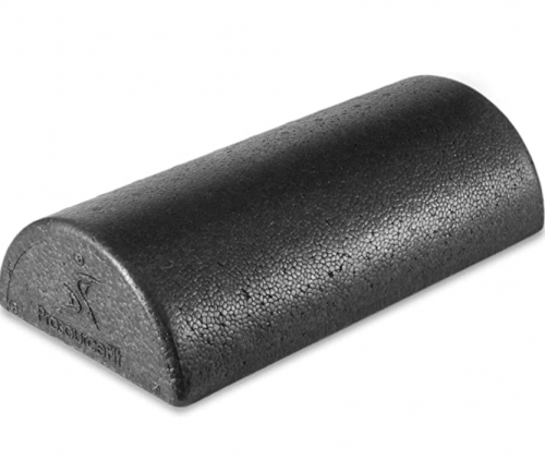 ProSource Fit High-Density Full and Half-Round Foam Rollers