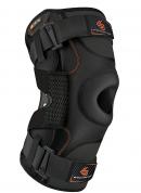 Hinged Knee Brace: Shock Doctor Maximum Support Compression Knee Brace