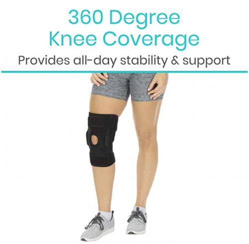 Vive Hinged Knee Brace2