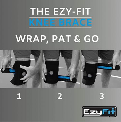 EzyFit Knee Brace Support2