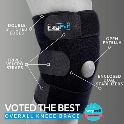 EzyFit Knee Brace Support 3