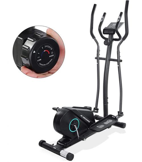 MaxKare Elliptical Machine for Home Use Magnetic Elliptical Exercise