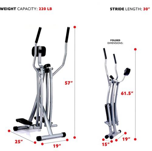 Sunny Health & Fitness SF-E902  3