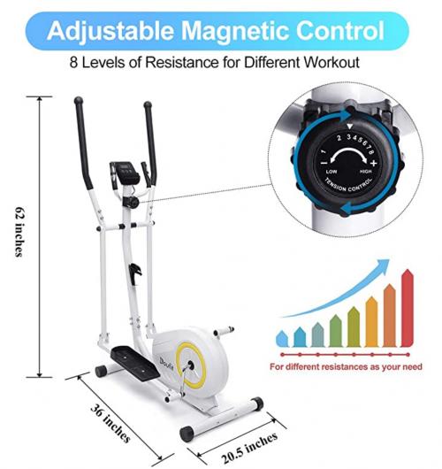 Doufit Elliptical Machine