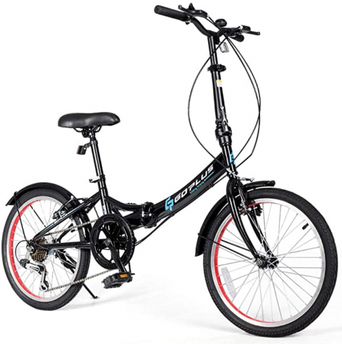 "Goplus 20"" Folding Bike"