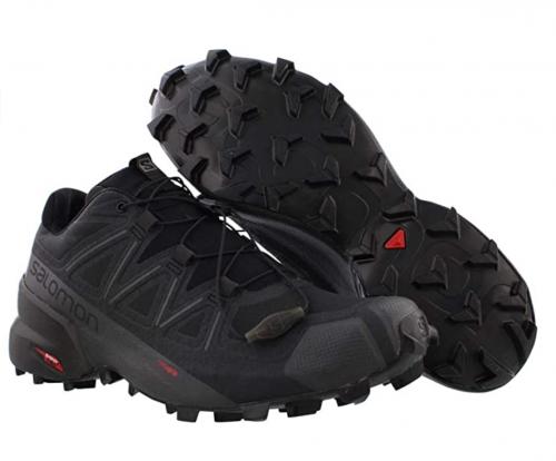 Salomon Men's Speedcross 5 Trail Running Shoe sole
