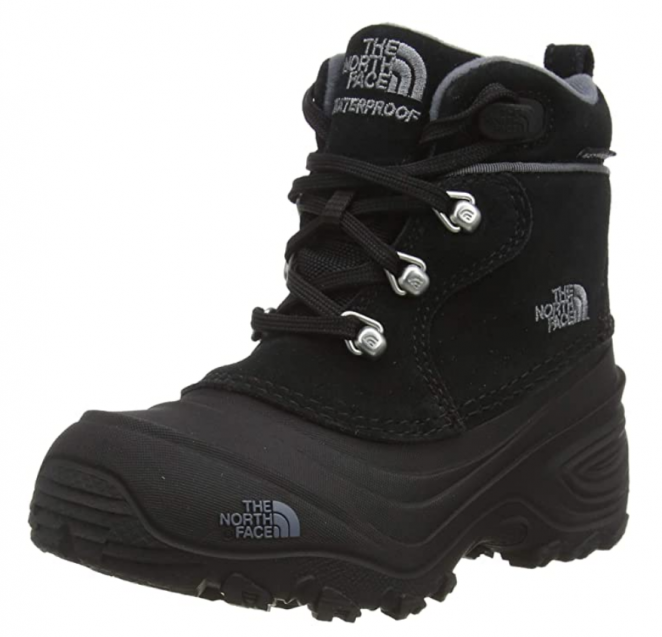 The North Face Boys Chilkat Lace II Boot