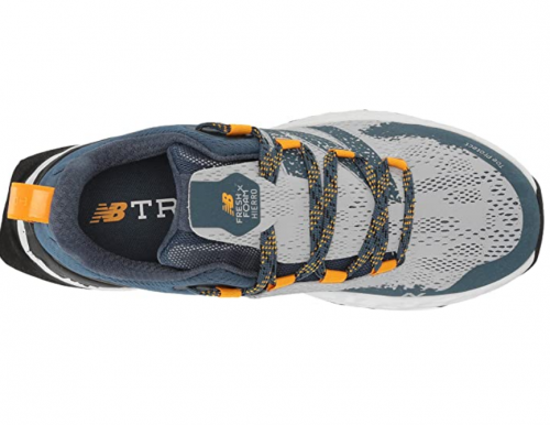 New Balance Men's Fresh Foam Hierro V5 Trail Running Shoe