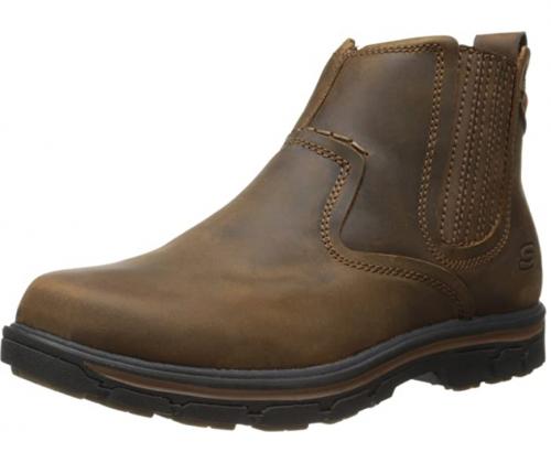 Sketchers Men's Relaxed Fit Segment – Dorton Boot